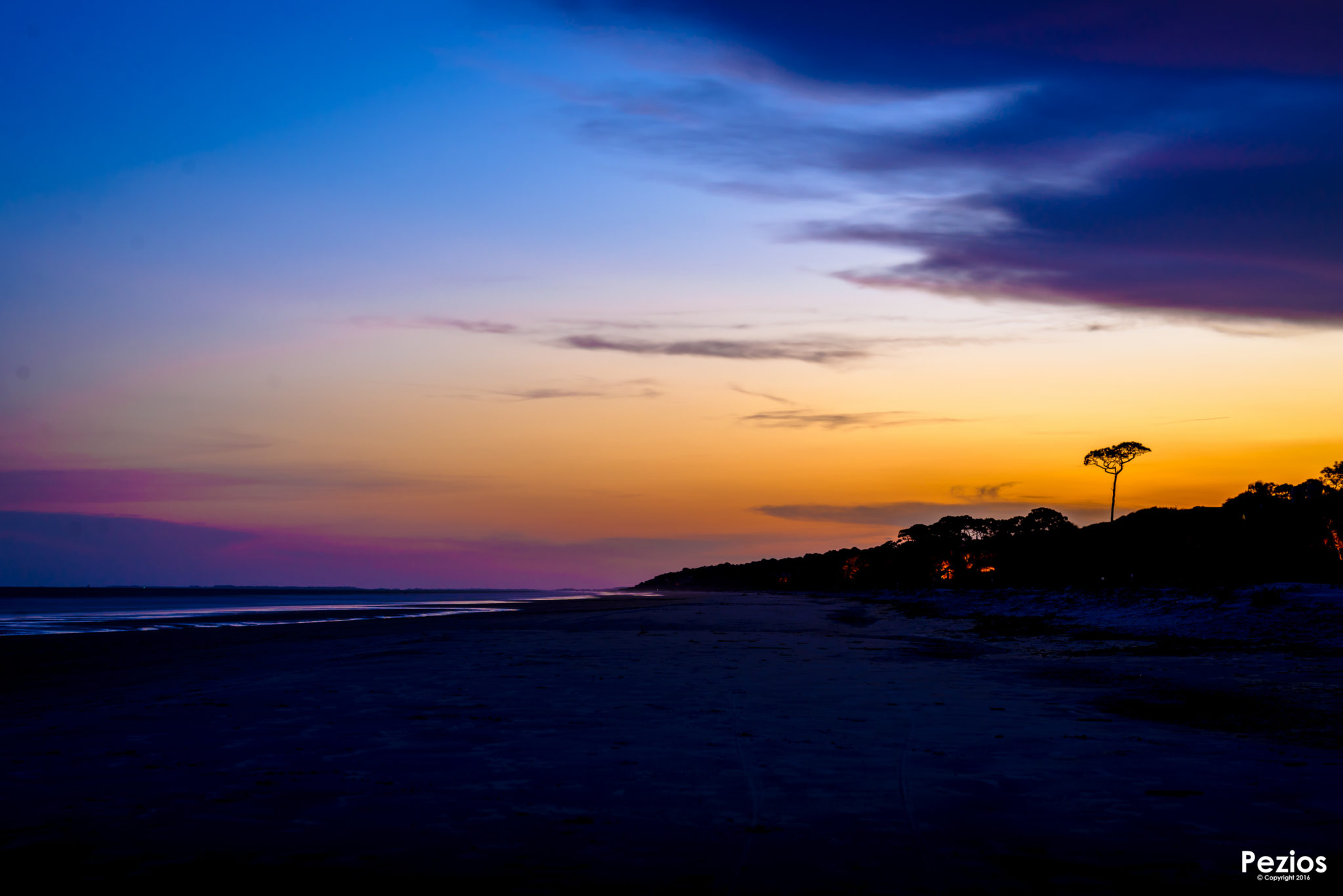 Sunrise/ Sunset - Hilton Head Island, SC