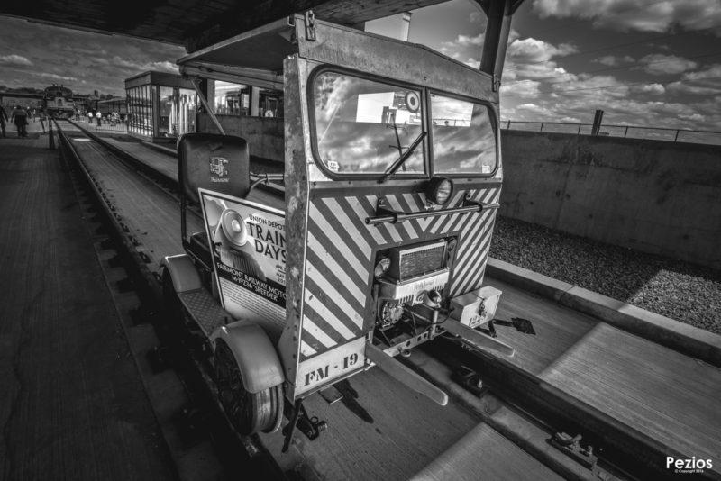 Union Depot Train Days 2016